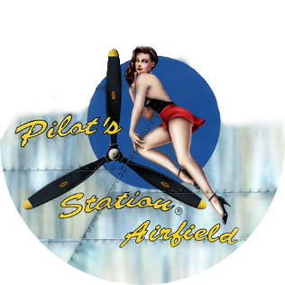 Pilot's Station Logo